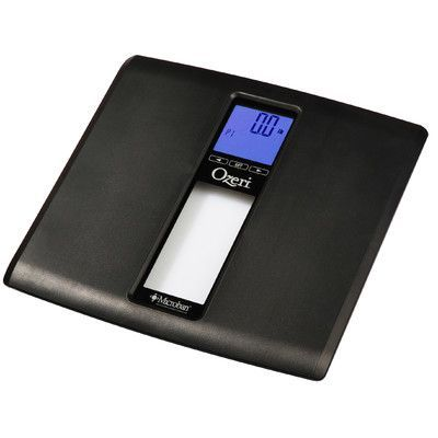 Ozeri WeightMaster II 440 lbs Digital Bath Scale with BMI and Weight Change Detection Color: Black