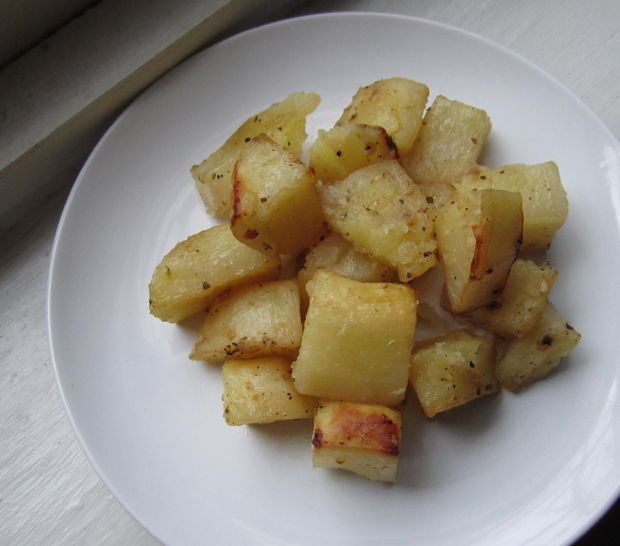 Picture of Roasted Greek Lemon Potatoes