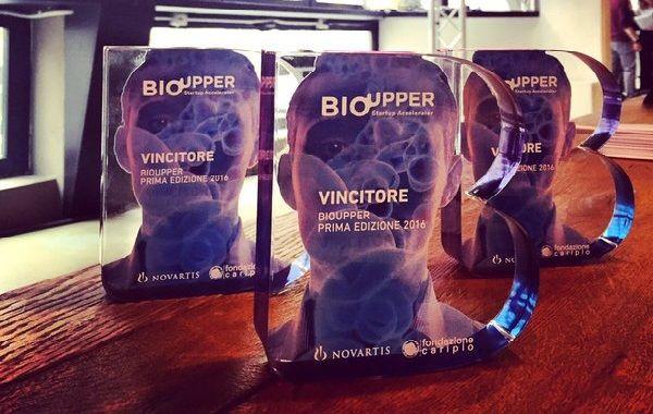 """<p>BioUpper, la prima """"call for ideas"""" italiana nell'ambito della scienza della vita, ha premiato nella finale di ieri primo aprile, le tre migliori idee di business innovative nell'ambito dell'healthcare, che si aggiudicano un premio di 50 mila euro: EVARplanning, Panoxyvir e Wrap.</p>"""
