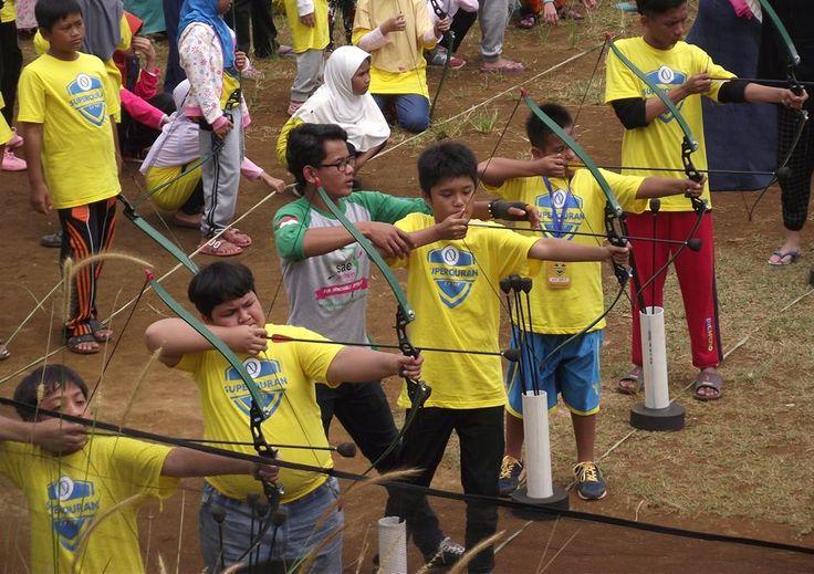 Archery Class Trial