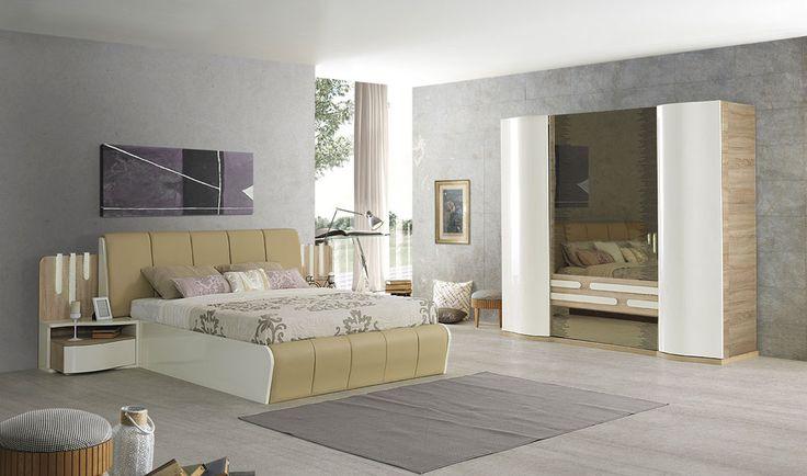 Pasifica Yatak Odası günün bittiği ve başladığı yer arasındaki en keyifli durağınız olacak. Modern Tasarımlı Yeni Yatak Odası Takımı http://www.yildizmobilya.com.tr/pasifica-yatak-odasi-pmu4168 #kadın #home #ev #dekorasyon #bed #bedroom #mobilya #pinterest http://www.yildizmobilya.com.tr/