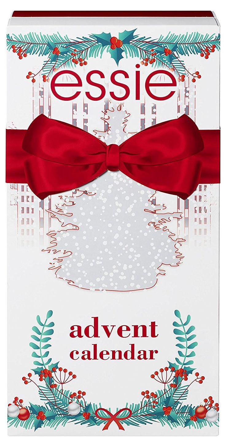 Essie Adventskalender 2017, 1er Pack: - Werbung