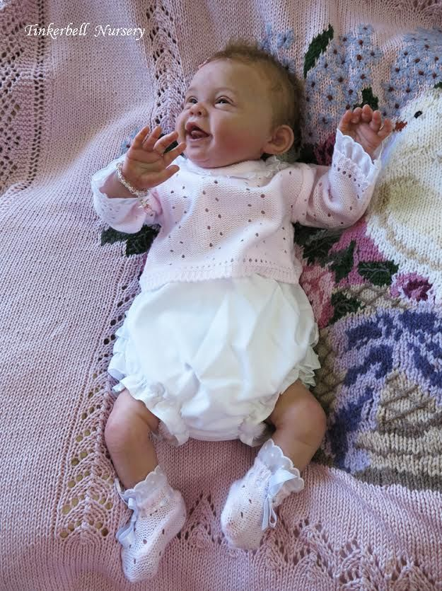 Arya by Ping Lau - Pre-Order - Online Store - City of Reborn Angels Supplier of Reborn Doll Kits and Supplies