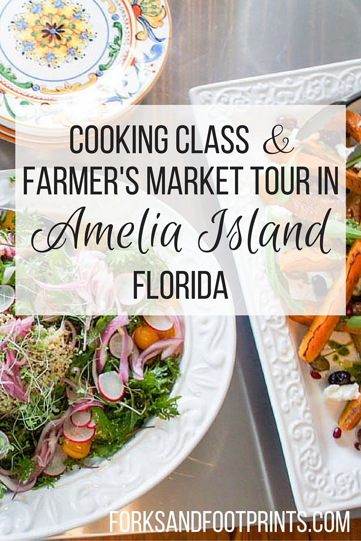 A great way to experience a place is through its food. A cooking class and food tour with Amelia Island Culinary Academy is a can't miss experience when visiting this island in Northeastern Florida.