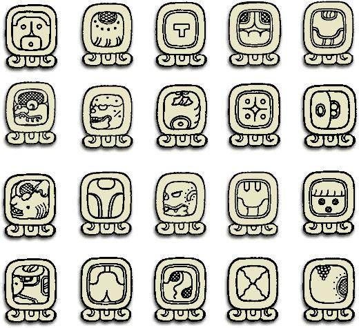 mayan symbols history pinterest mayan symbols and