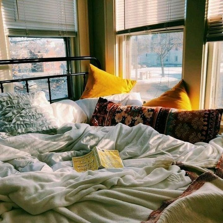 22 Ways To Make Your Bedroom Cozy And Warm Society19 Small Bedroom Decor Remodel Bedroom Home Decor Bedroom