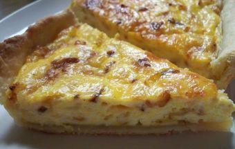 Cырный пирог