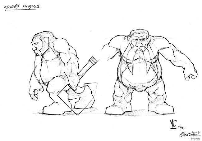 28b.jpg - Warhammer Dwarf Concept Artwork - Gallery - Bugmans Brewery - The Home for all Warhammer Dwarf Fans