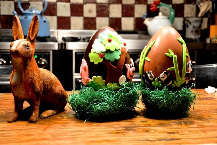 Uova di Pasqua  Easter eggs