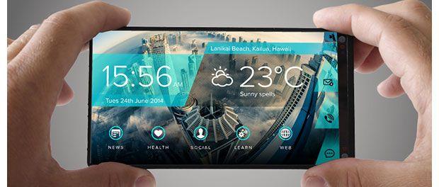 Conceptul Portal Wearable Smartphone incearca sa schimbe designul si modul de folosire al smartphone-urile actuale prin ultimul sau concept.