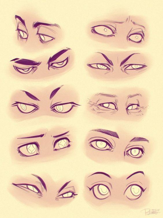 art, cartoon, disney, drawing, eyes, reference, tutorial, itslopez, drawing reference, art tutorial