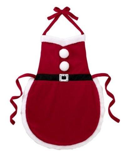 Ganz Christmas Apron - Multi Purpose Santa Suit Apron by apron-santa-ex15932-19b-dup31, http://www.amazon.com/gp/product/B008ON0UKA/ref=cm_sw_r_pi_alp_lCyNqb0MW3VHK