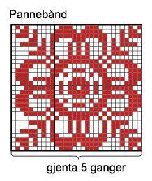 Afbeeldingsresultaat voor mønsterstrikk