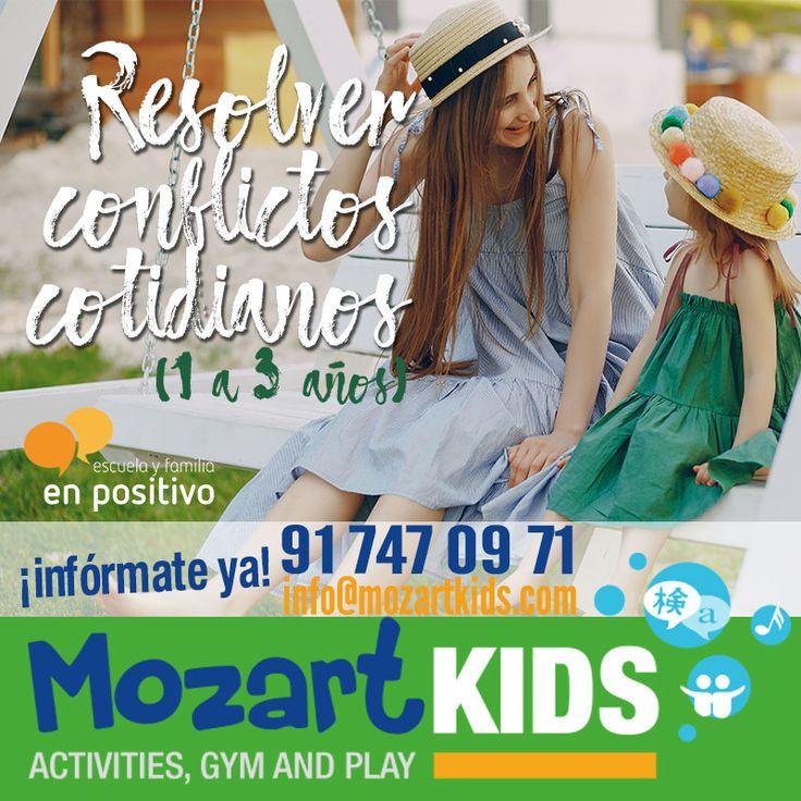 Proximo viernes 27 de octubre escuela de padres basada en la Disciplina Positiva. Gratuita alumnos de @elmundodemozart. (Para externos a la escuela15€ persona/20€pareja)