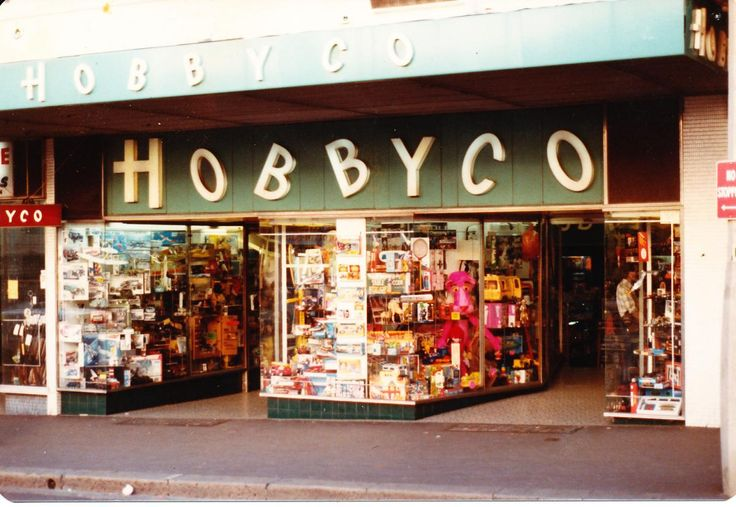 Hobbyco at 561 George Street