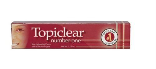 Topiclear Number One Skin Lightening Cream 176oz * Check out the image by visiting the link.