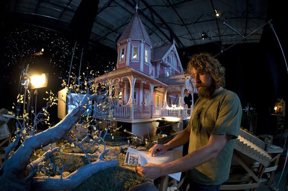 Amazing Coraline film Set