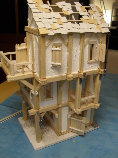 62 best Tabletop Terrain Stuff images on Pinterest | Model building ...