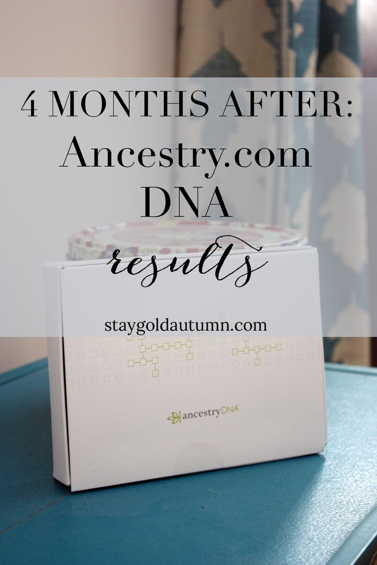 Discussing my Ancestry.com DNA testing 4 months after receiving them. I was surprised at how much I have learned through this process!