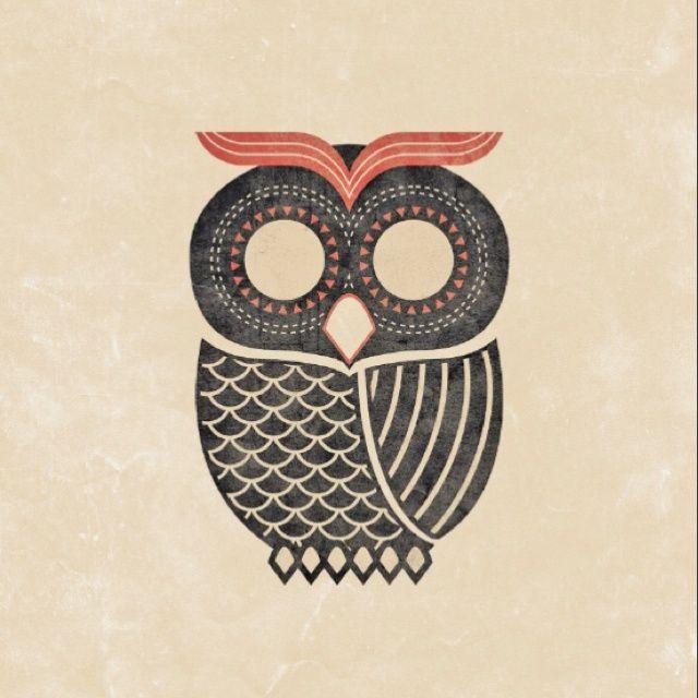 simple owl logo - Google Search