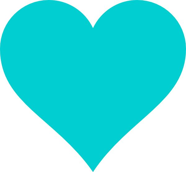 23 best Teal And White Heart Tattoo images on Pinterest ...