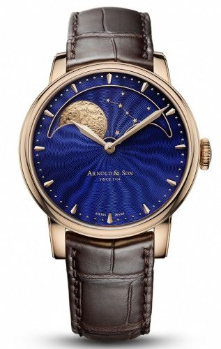 Once in a blue moon, a watch captures your attention with an alternative rendition of time. Angus Davies reviews the Arnold & Son HM Perpetutal Moon on ESCAPEMENT. http://www.escapement.uk.com/articles/arnold--son-hm-perpetual-moon.html