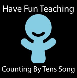 Counting By Tens Song