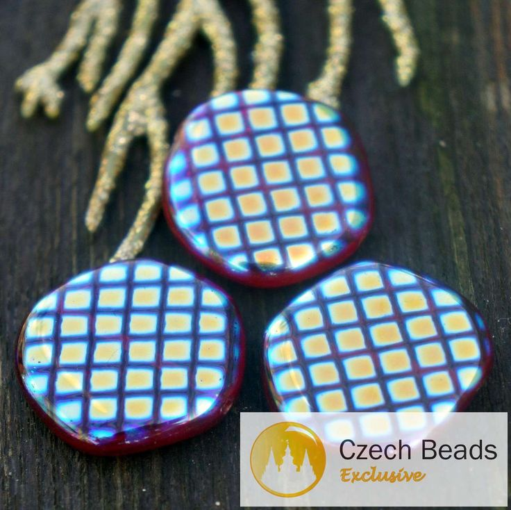 ✔ What's Hot Today: Dark Red Peacock Beads Beads Large Round Flat Glass Beads Round Czech Glass Bead Checkered Bead Plaid Czech Flat Coin Beads 20mm x 18mm 2pcs https://czechbeadsexclusive.com/product/dark-red-peacock-beads-beads-large-round-flat-glass-beads-round-czech-glass-bead-checkered-bead-plaid-czech-flat-coin-beads-20mm-x-18mm-2pcs/?utm_source=PN&utm_medium=czechbeads&utm_campaign=SNAP #CzechBeadsExclusive #czechbeads #glassbeads #bead #beaded #beading #beadedjewelr