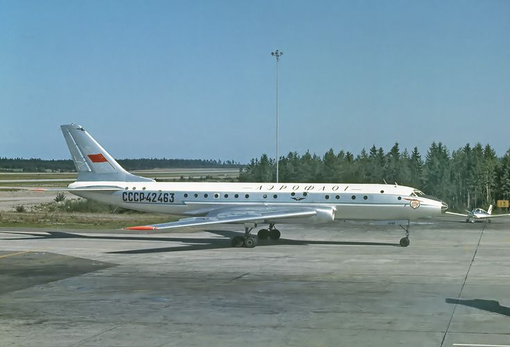 Aeroflot Flight 03 (Russian: Рейс 3 Аэрофлота Reys 3 Aeroflota) was a passenger flight from Khabarovsk Airport to Petropavlovsk-Kamchatsky Airport. The Aeroflot Tupolev Tu-104 lost control after the airframe started vibrating, resulting in the plane rolling and yawing several times at an altitude of 4,500 meters before...