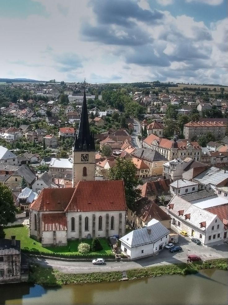 kostel sv. Petra a Pavla (XIV st., mesto Ledeč nad Sázavou)