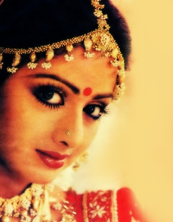 Women of India - Shridevi