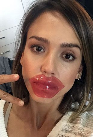 From elbows to lips to breasts, learn all about these best sheet masks for every part of your body - seriously!