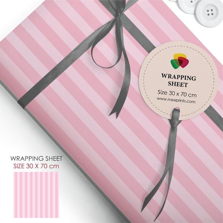 ورق تغليف هدايا Gift Wrapping Sheet Gift Wrapping Sheets Gift Wrapping Gifts