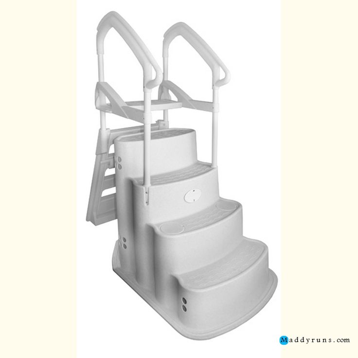 Swimming Pool:Pool Supplies Pool Steps Elegant Swimming Pool Ladders For Above Ground Pools Ideas Rectangular Pool Steps Ladder Parts Reviews Installation Design (2) What Are The Benefits Of An Above Ground Swimming Pool Ladder?