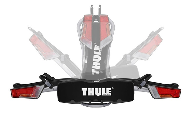 Thule 932 EasyFold Tow Ball Mounted Bike Carrier @ £449.95 http://www.roofracks.co.uk/Thule-Products/Tow-Bar-Mounted/Bike-Cycle-Carriers/932-EasyFold/
