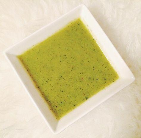 Recept: Pastinaak Courgette Broccoli Soep – HealthyFoodByLau