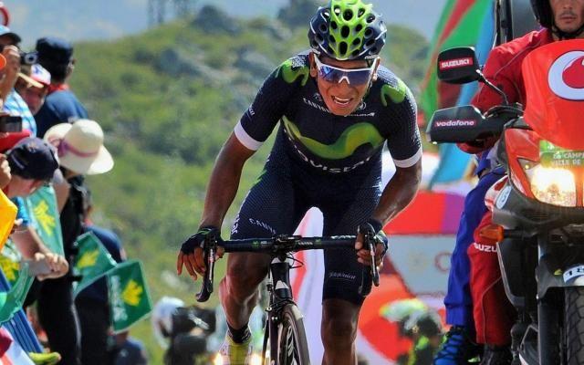 Tour d'Espagne: Quintana fait mal à ses adversaires sur l'étape-reine en montagne -                  Le Colombien a récupéré le maillot rouge de leader en remportant la 10e étape menant vers les mythiques Lacs de Covadonga, sur les sommets des Asturies.  http://si.rosselcdn.net/sites/default/files/imagecache/flowpublish_preset/2016/08/29/399987522_B979560443Z.1_20160829173035_000_GO57GB8I1.3-0.jpg - Par http://www.78682homes.com/tour-despagne