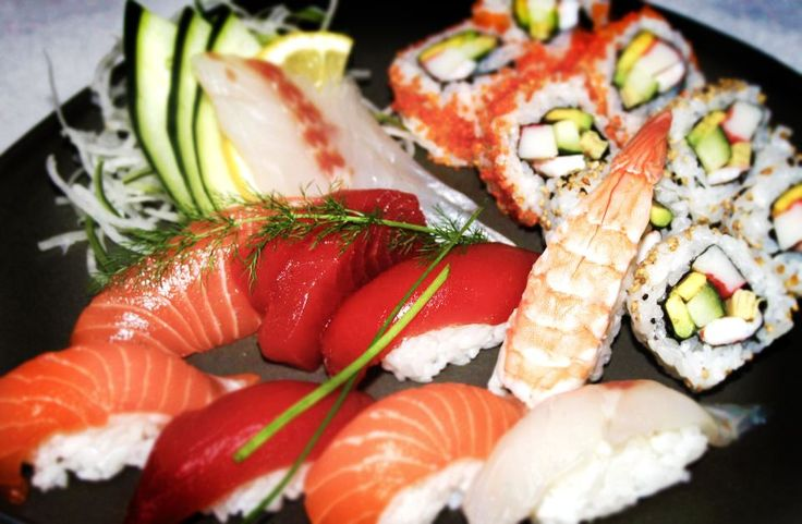 sushi shock