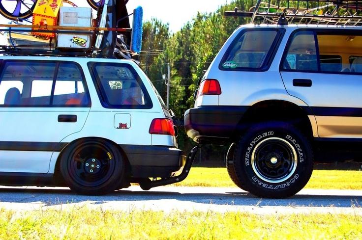 Honda civic wagon :)