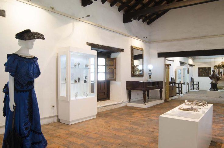 Vida cotidiana de antaño #MuseoBrigadierLópez