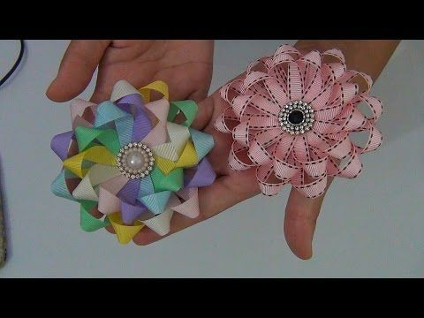 FLORZINHA DE GORGORÃO  DIY PAP  - YouTube