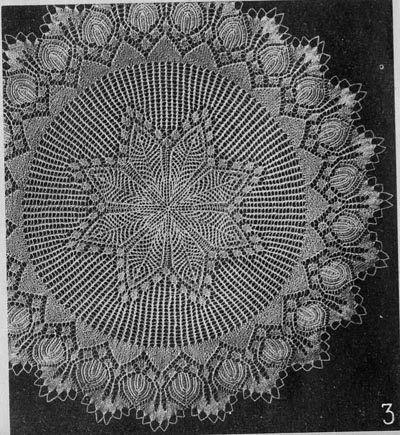knitted (round) lace - Ninnu Nannu - Picasa Webalbumok