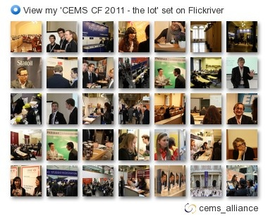 Career Forum  Flashback  Budapest 2011