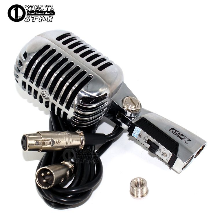 57.94$  Buy here - http://aliv8c.shopchina.info/go.php?t=32514353857 - Professional 55SH Series Classical Retro Old Style Vocal Dynamic Wired Microphone Vintage Mic Karaoke Mixer KTV Mike Microfone 57.94$ #buychinaproducts