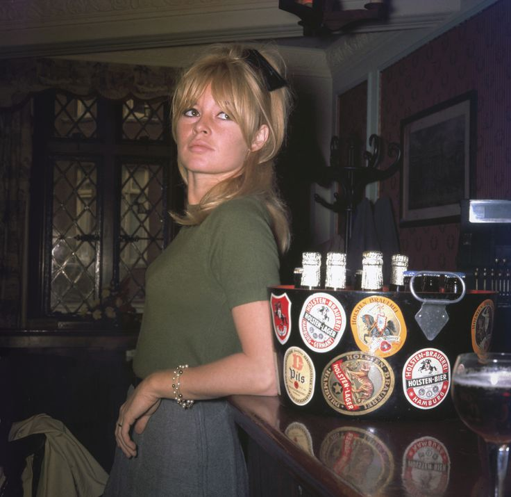 Imagens inéditas de Brigitte Bardot são tão lindas que dói (FOTOS)