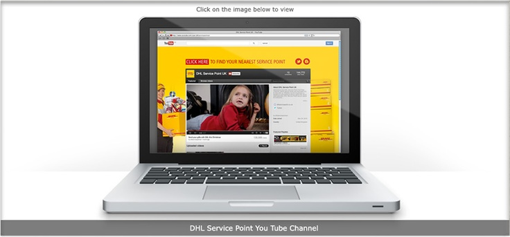 DHL Service Point YouTube channel