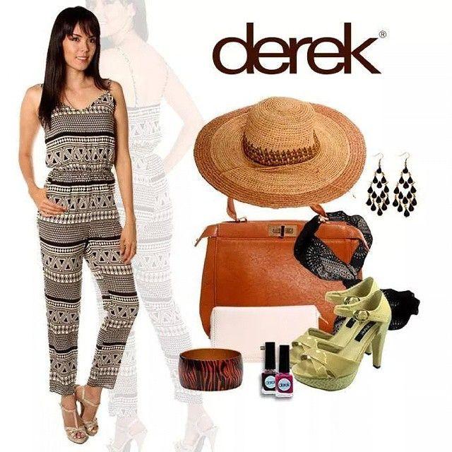 A todad las mujeres les gusta el estilo al mejor precio ven a Derek #Mujer #latina #women #fashion #model #moda #enterizo #accesory #accesorio #handbag #glasses #lentes #original #style #blackandwhite #bucaramanga #cccuartaetapa Derek