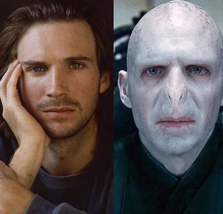 Transformationtuesdays Still Cannot Get Over How The Handsome Ralph Fiennes Looked As Lord Voldemort Movie Makeup Voldemort Makeup Special Makeup