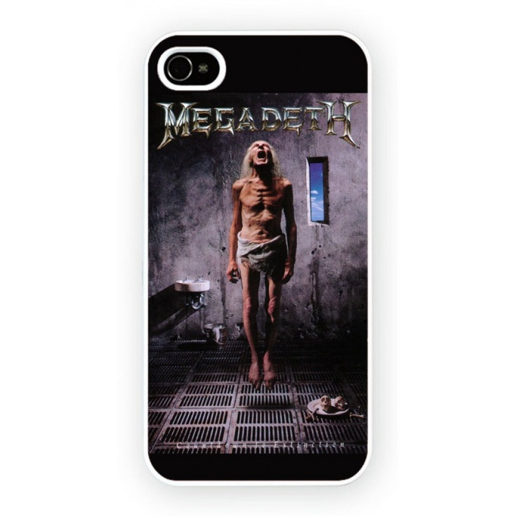 Megadeth - Countdown To Extinction iPhone 4 4s and iPhone 5 Case