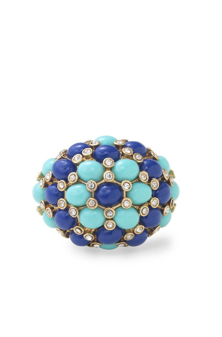 colorful cocktail ring: Big Rings, Cocktail Rings, Dot Jules, Jules Ring, Dots, Jewelry Rings, Stella Dot